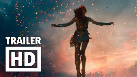 Wonder Woman  Mujer Maravilla  Trailer Final Subtitulado ...