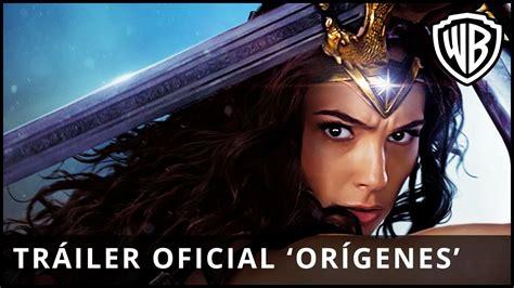Wonder Woman   Tráiler Oficial  Orígenes    Castellano HD ...