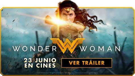 Wonder Woman   TV Spot   Juntos   Castellano HD   YouTube
