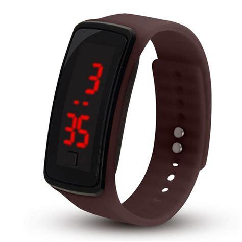 Wonderful Fashion Silicone Digital LED Watches Sports ...