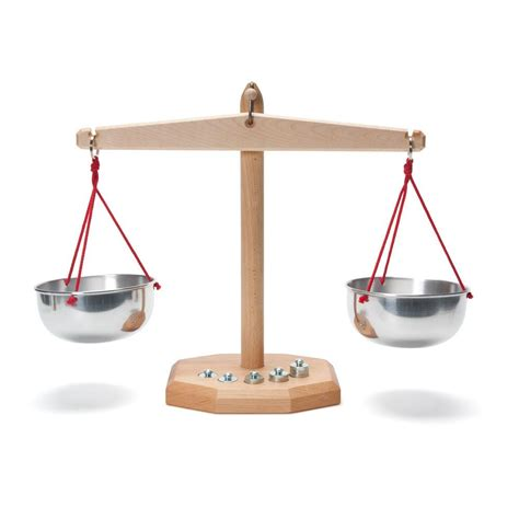 Wooden Balance Scale in Waldorf Playstands – Nova Natural ...