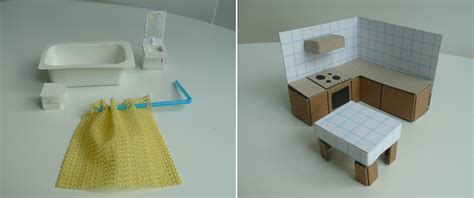 Wooden How To Make Doll Furniture From Cardboard PDF Plans