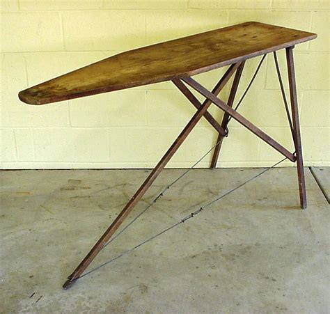 Woodworking Plans Ironing Board With Simple Inspiration ...