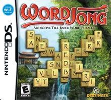 Word Jong for Nintendo DS | GameStop