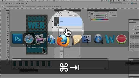 Wordpress Tutorial Español | Crear gif animado photoshop ...