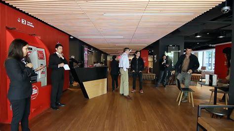 Work/Café Santander, un nuevo concepto en sucursales   YouTube
