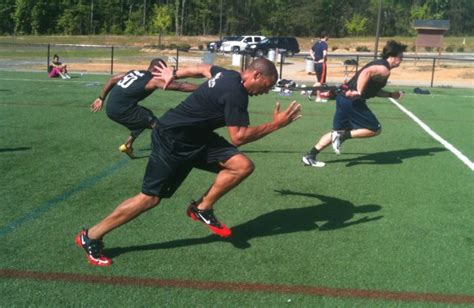 Workouts for Training Acceleration, Multi Directional ...