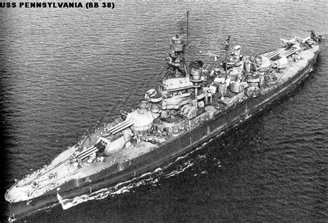 World Battleships List: US Dreadnought Battleships