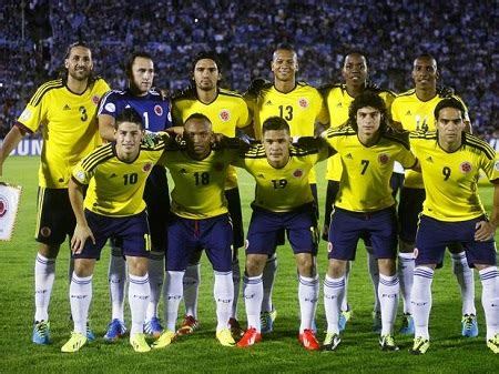 World Cup 2014 Colombia National Team - World Cup Brazil ...