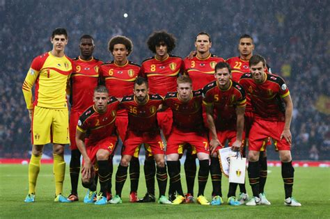 World Cup 2014: Team by team guide   Belgium   Wales Online
