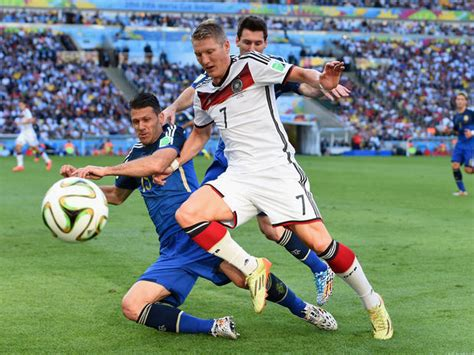 World Cup Final in Rio - World Cup 2014 Final: Germany vs ...