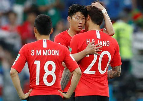 World Cup:  Korea hasn t scored a goal, Son Heung min has ...