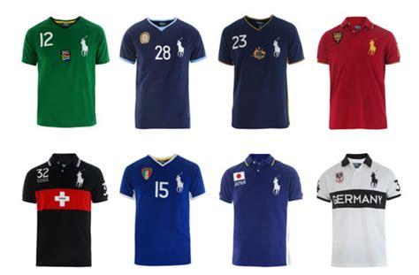 world cup polo shirts
