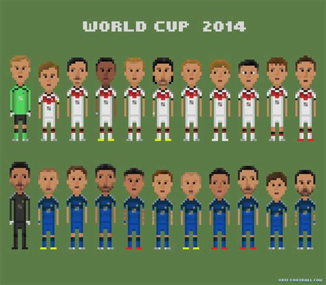 World Cup – 8bit Football