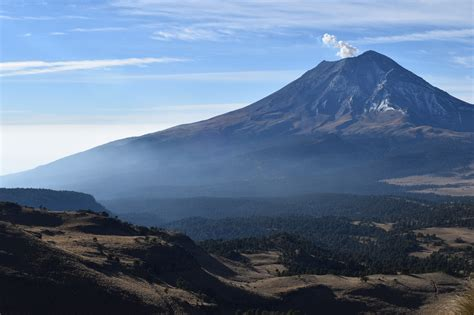 World is beautiful - Volcán el Popocatépetl ツ