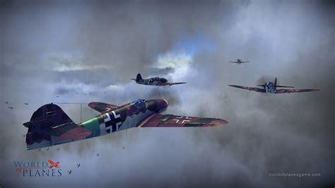 World of Planes: novo simulador de combates aéreos da ...