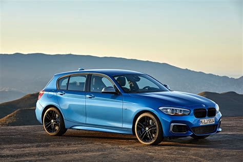 WORLD PREMIERE: BMW 1 Series Facelift and new Editions