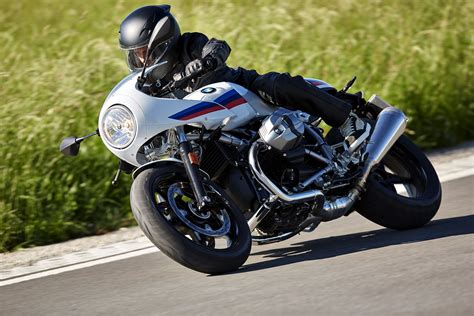 World Premiere: The New BMW R nineT Racer and R nineT Pure