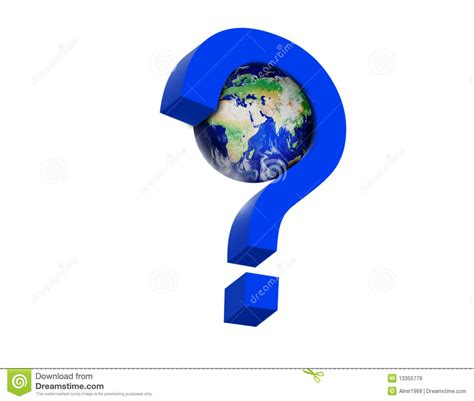 World question stock illustration. Illustration of world ...