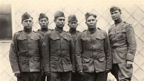 World War I's Native American Code Talkers   History in ...