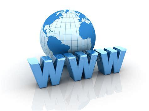 World Wide Web stock illustration. Illustration of address ...