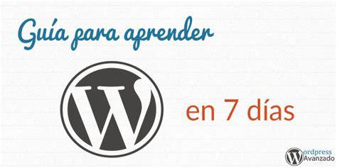 WP Avanzado - Tutoriales y Cursos Wordpress en Español