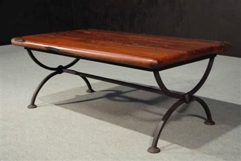 Wrought Iron Coffee Table Legs   WoodWorking Projects & Plans
