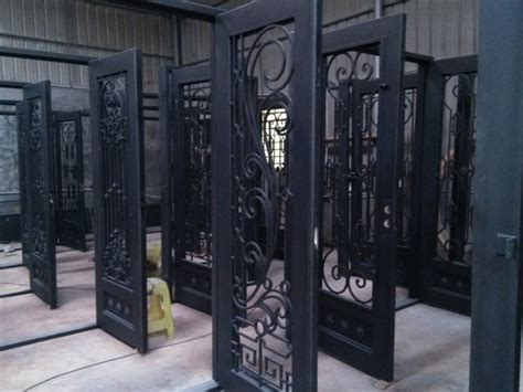 Wrought Iron Entry Doors Prices — Home Ideas Collection ...