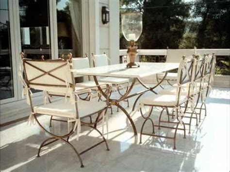 Wrought Iron Furniture for Your Garden | Landscaping ...