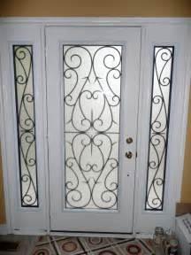 WROUGHT IRON GLASS DOOR INSERTS | yorkhomeimprovementsupplies
