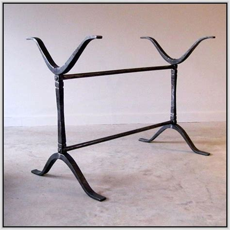 Wrought Iron Table Legs | Outside | Pinterest | Beautiful ...