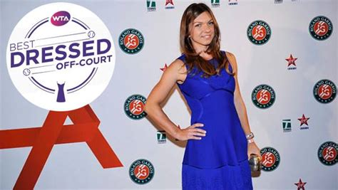 WTA fans decide: Romanian star Simona Halep is the most ...