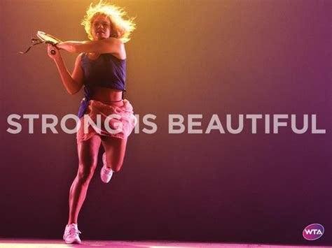 WTA images Kaia Kanepi in Strong Is Beautiful HD wallpaper ...