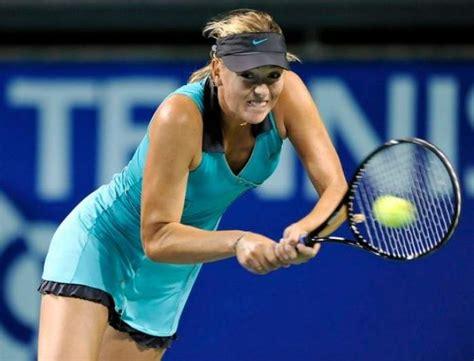 WTA Rankings - Sharapova closing in on Azarenka at the top