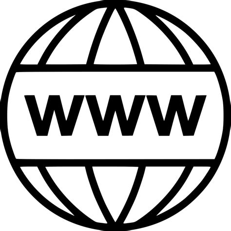 Www World Wide Web Svg Png Icon Free Download (#532695 ...