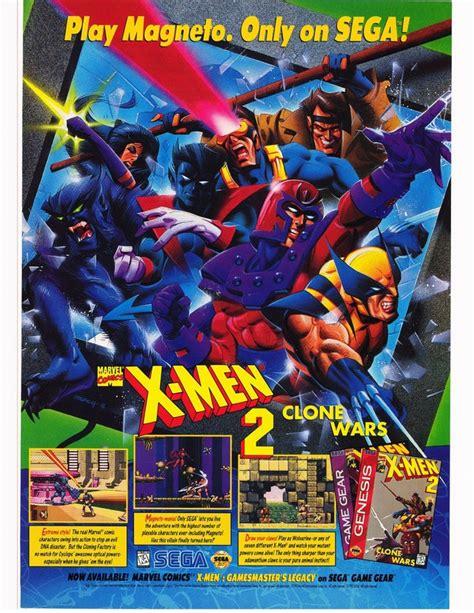X Men 2   Clone Wars Download Game | GameFabrique
