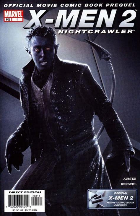 X Men 2: Movie Prequel   Nightcrawler 1  Marvel Comics ...