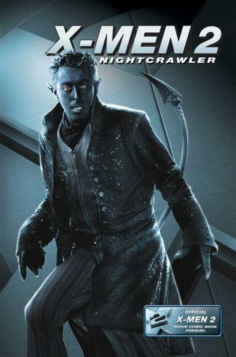X Men 2: Nightcrawler   Official Movie Prequel #1   X Men ...