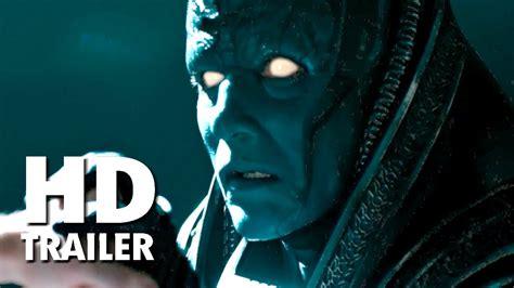 X Men Apocalipsis Trailer 2 Español Latino   YouTube