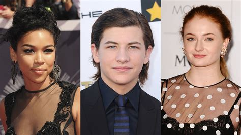X Men Apocalypse Cast Young Storm, Cyclops & Jean Grey ...