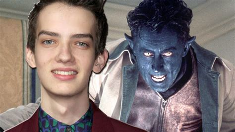 X Men Apocalypse Casts Young Nightcrawler   YouTube