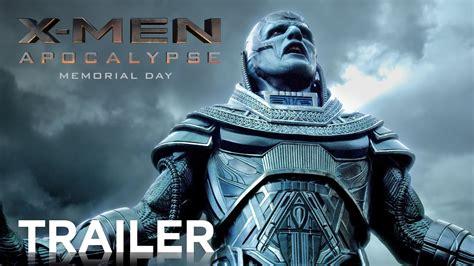 X Men: Apocalypse   Teaser Trailer [HD]   20th Century FOX ...