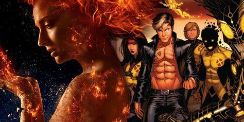 X Men: Dark Phoenix & New Mutants Release Dates Delayed