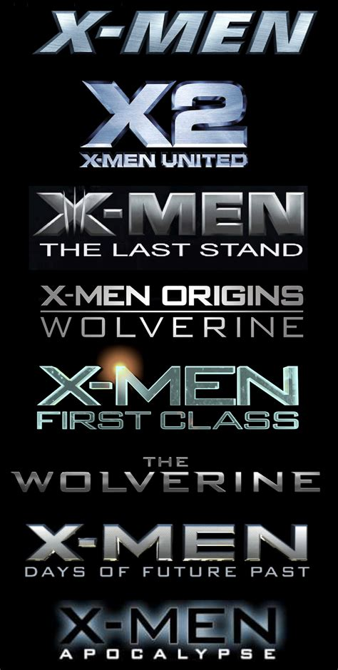 X-Men film series - X-Men Movies Wiki