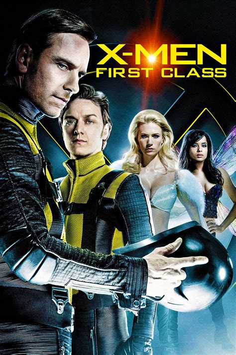 X-Men: First Class (2011) - Posters — The Movie Database ...