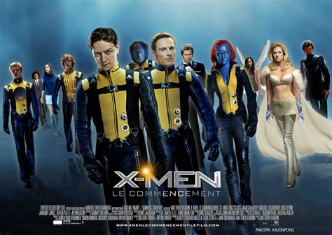 X-Men: First Class images Pakorn HD wallpaper and ...