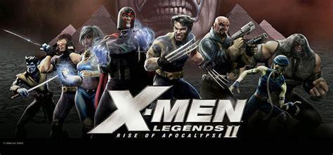 X-Men: Legends II - Rise of Apocalypse Free Download ...