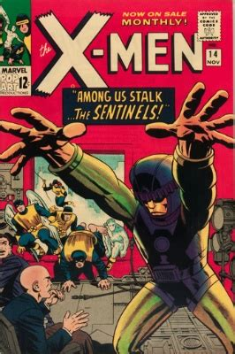 X-Men Villains List and Comic Book Values