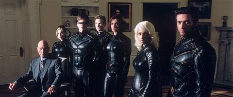 X2: X Men United Movie Review  2003  | Roger Ebert