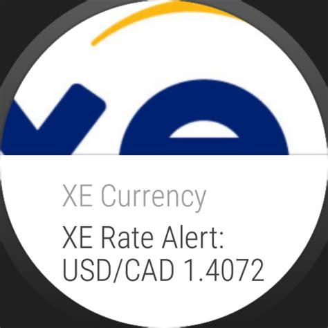 XE Currency - Aplicaciones Android en Google Play
